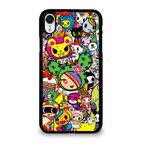 Tokidoki All Stars for iPhone XR Case