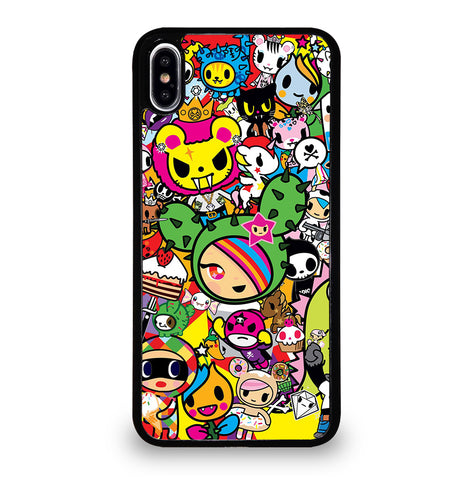 Tokidoki All Stars for iPhone XS Max Case Cover