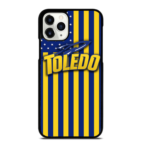 Toledo Rockets for iPhone 11 Pro Case Cover