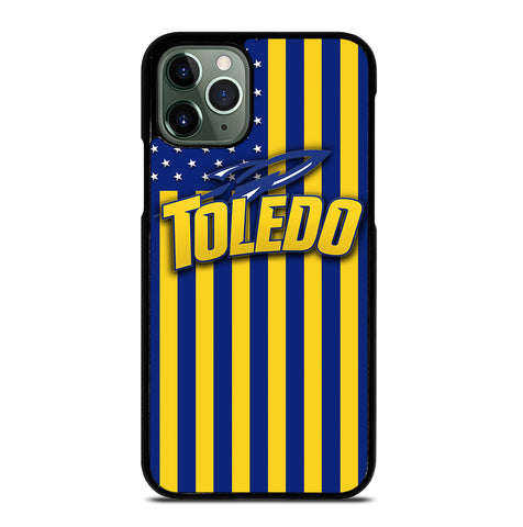 Toledo Rockets for iPhone 11 Pro Max Case
