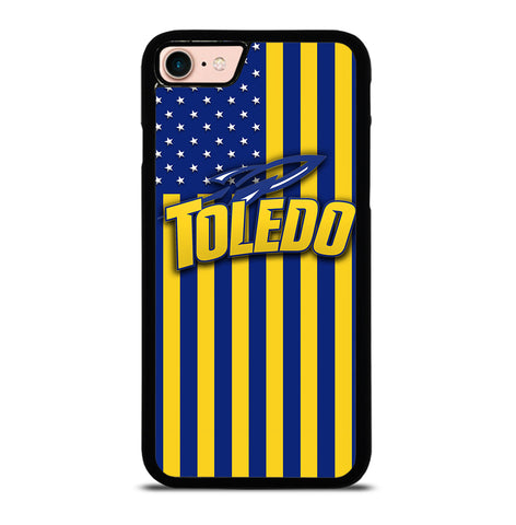 Toledo Rockets for iPhone 7 and 8 Case Cover