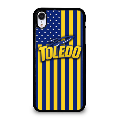 Toledo Rockets for iPhone XR Case Cover