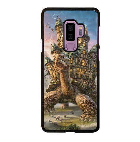 Tortoise House for Samsung Galaxy S9 Plus Case Cover