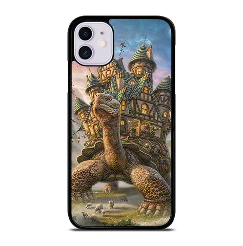 Tortoise House for iPhone 11 Case