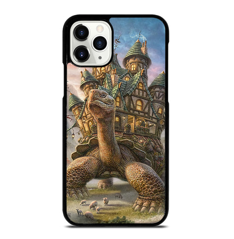 Tortoise House for iPhone 11 Pro Case Cover