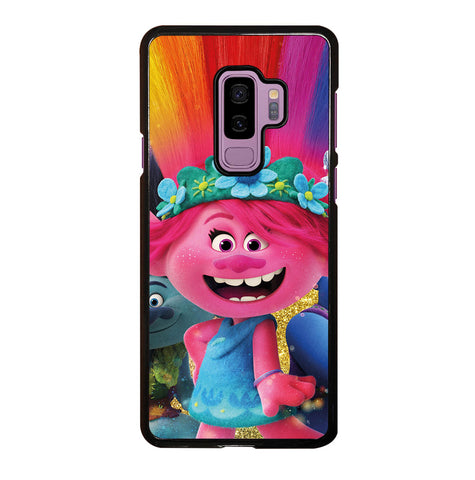 Trolls Poppy Face for Samsung Galaxy S9 Plus Case