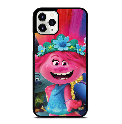Trolls Poppy Face for iPhone 11 Pro Case Cover