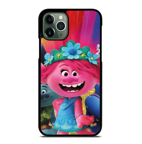 Trolls Poppy Face for iPhone 11 Pro Max Case Cover