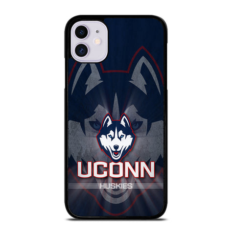UConn Huskies for iPhone 11 Case