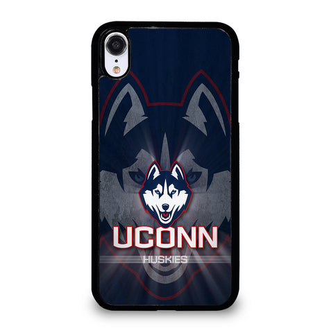 UConn Huskies for iPhone XR Case