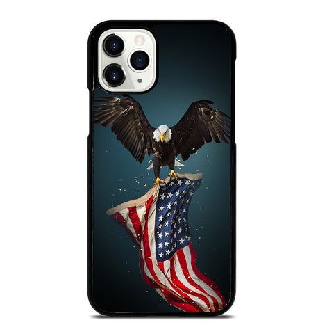 USA Patriotic Eagle for iPhone 11 Pro Case Cover