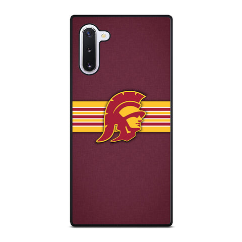 USC Trojans Football Logo for Samsung Galaxy Note 10 Case Cover
