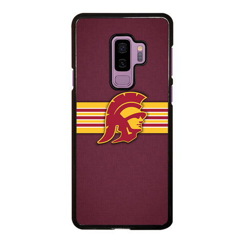 USC Trojans Football Logo for Samsung Galaxy S9 Plus Case