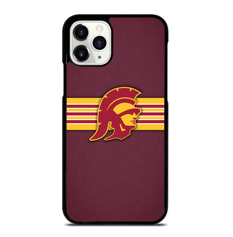 USC Trojans Football Logo for iPhone 11 Pro Case