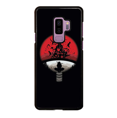 Uchiha Clan Logo for Samsung Galaxy S9 Plus Case Cover