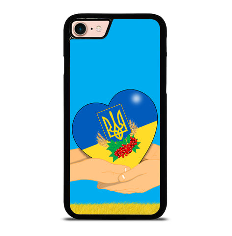 Ukraine Love Symbol for iPhone 7 and 8 Case