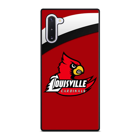 University Of Louisville Logo for Samsung Galaxy Note 10 Case
