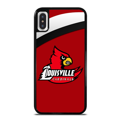 University Of Louisville Logo for iPhone X or XS Case Cover