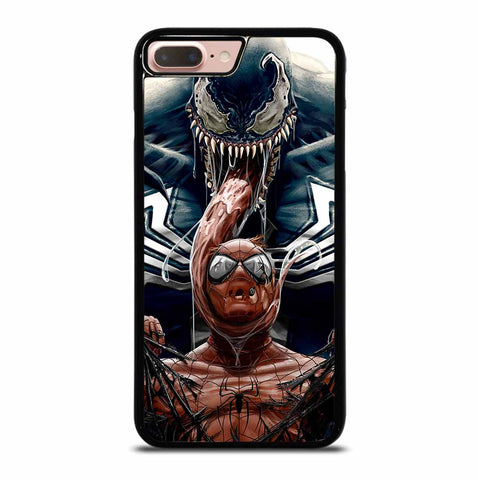 VENOM SPIDERMAN for iPhone 7 or 8 Plus Case