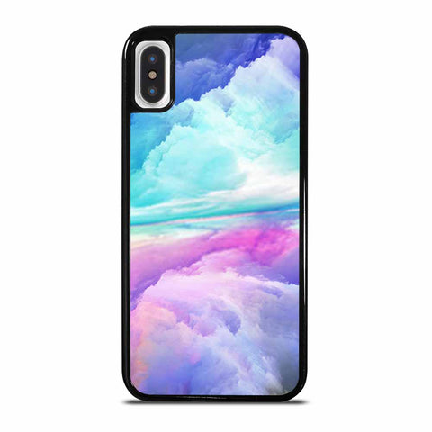VIRTUAL ABSTRACT LANDSCAPE iPhone X or XS Case