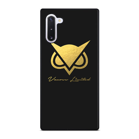 Vanoss Gold Owl for Samsung Galaxy Note 10 Case Cover