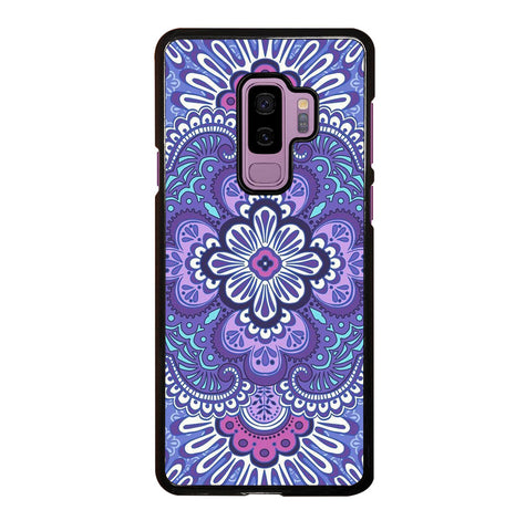 Vera Bradley Lilac Tapestry for Samsung Galaxy S9 Plus Case Cover