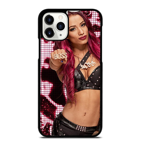 WWE Sasha Banks Boss for iPhone 11 Pro Case Cover