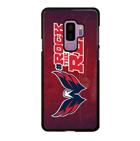 Washington Capitals for Samsung Galaxy S9 Plus Case Cover