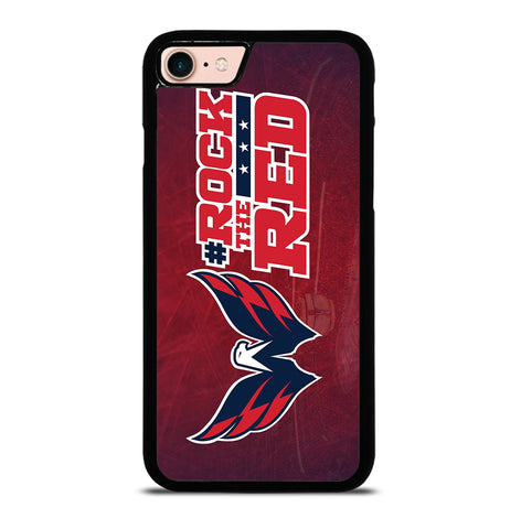 Washington Capitals for iPhone 7 and 8 Case Cover