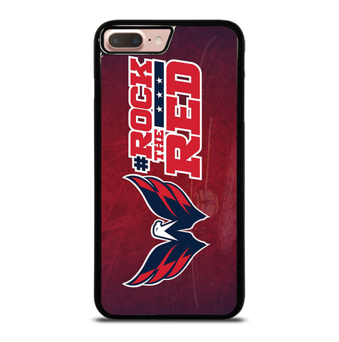 Washington Capitals for iPhone 7 and 8 Plus Case Cover