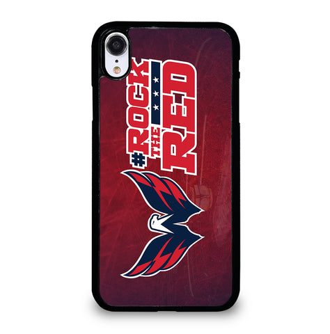 Washington Capitals for iPhone XR Case Cover