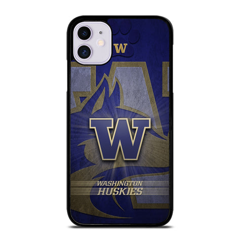 Washington Huskies for iPhone 11 Case Cover