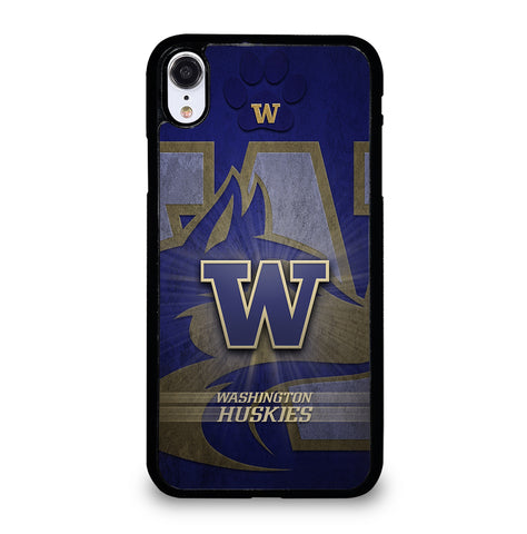 Washington Huskies for iPhone XR Case Cover