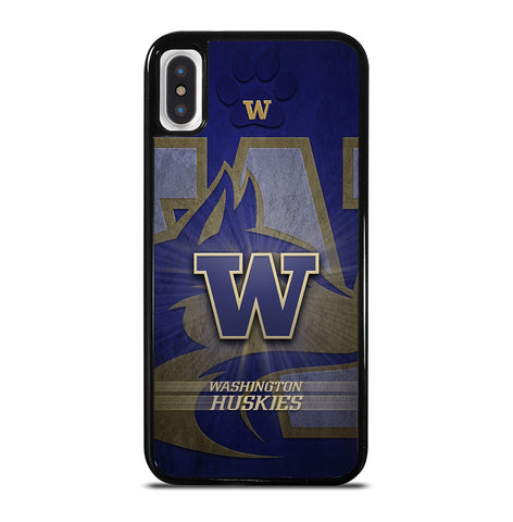 Washington Huskies for iPhone X or XS Case