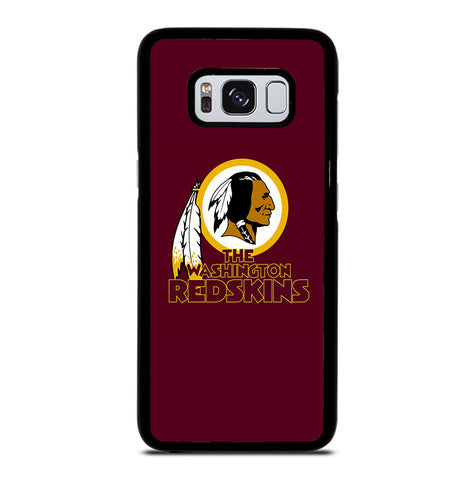Washington Redskins Logo for Samsung Galaxy S8 Case Cover