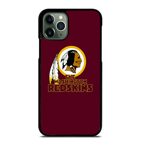 Washington Redskins Logo for iPhone 11 Pro Max Case Cover