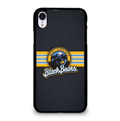 West Virginia Black Bears for iPhone XR Case Cover