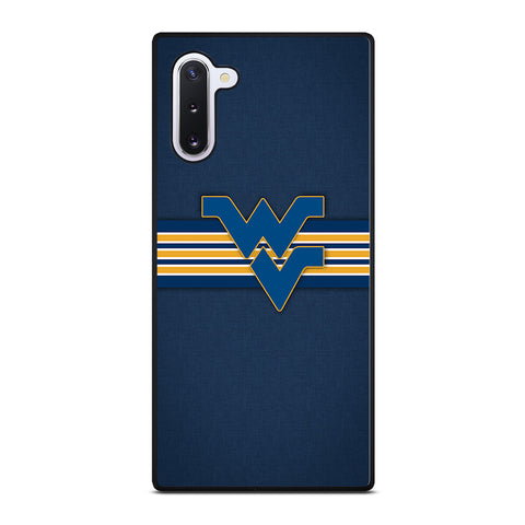 West Virginia Mountaineers for Samsung Galaxy Note 10 Case Cover