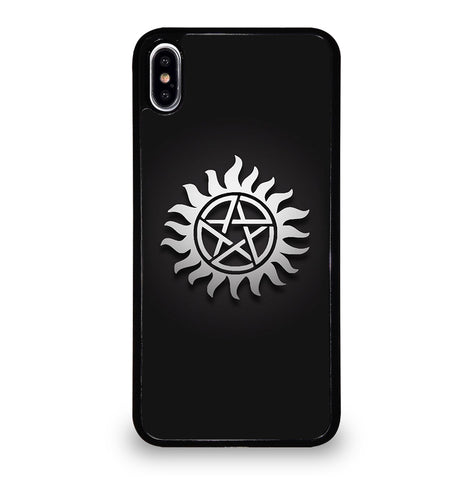 Winchester Bros for iPhone XS Max Case Cover