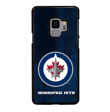 Winnipeg Jets Logo for Samsung Galaxy S9 Case Cover
