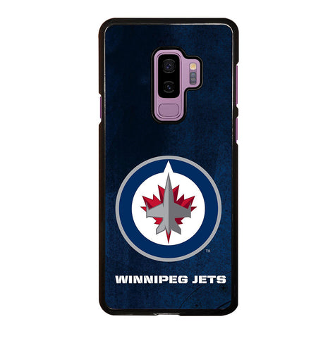 Winnipeg Jets Logo for Samsung Galaxy S9 Plus Case Cover
