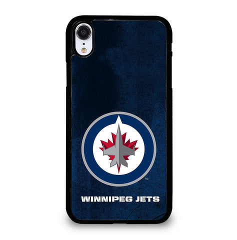 Winnipeg Jets Logo for iPhone XR Case