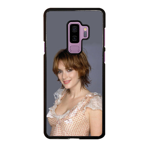 Winona Ryder for Samsung Galaxy S9 Plus Case
