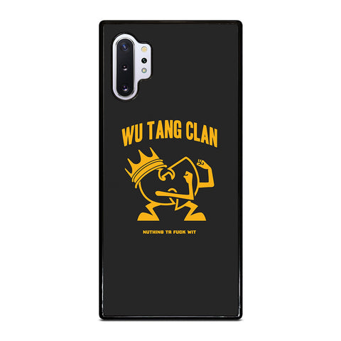 Wutang Clan Logo for Samsung Galaxy Note 10 Plus Case