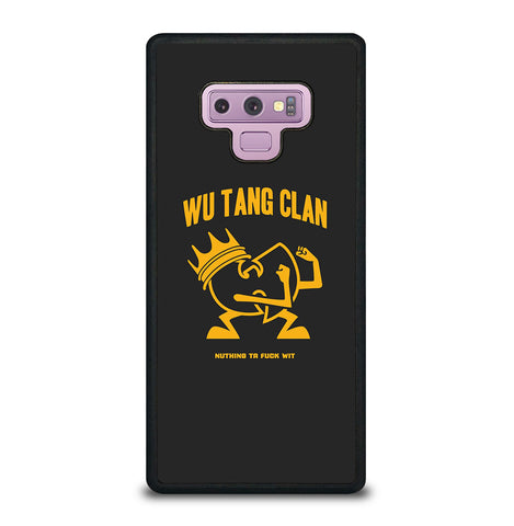 Wutang Clan Logo for Samsung Galaxy Note 9 Case