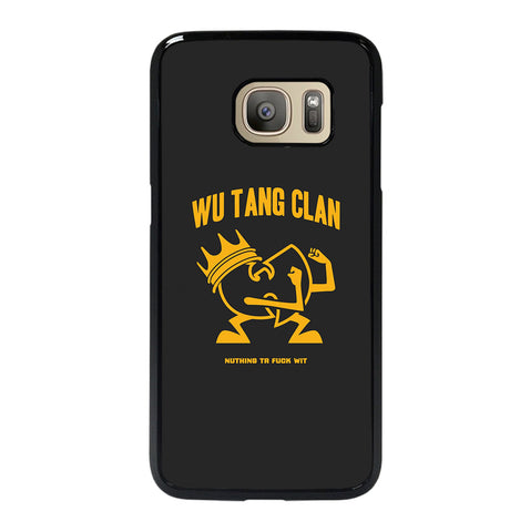 Wutang Clan Logo for Samsung Galaxy S7 Case Cover