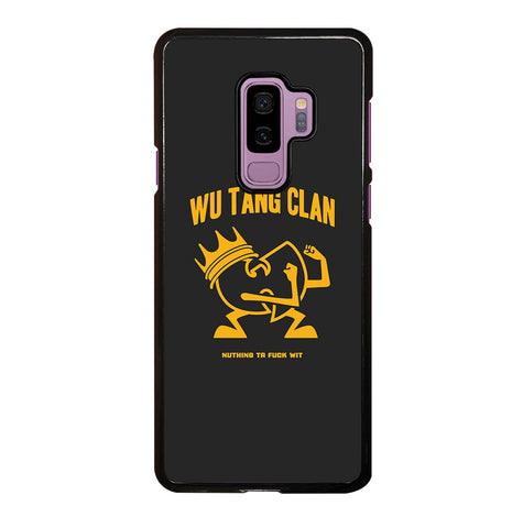 Wutang Clan Logo for Samsung Galaxy S9 Plus Case Cover
