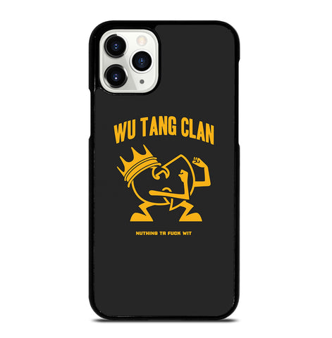 Wutang Clan Logo for iPhone 11 Pro Case Cover
