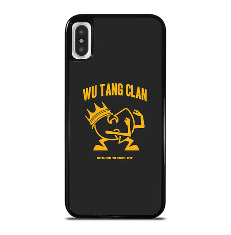 Wutang Clan Logo for iPhone X and XS Case