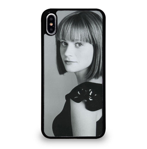 Zooey Claire Deschanel for iPhone XS Max Case